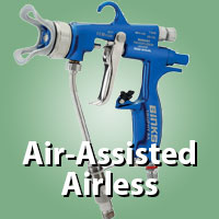 Air-Assisted Airless