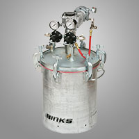 Pressure Tanks - 5 Gallon