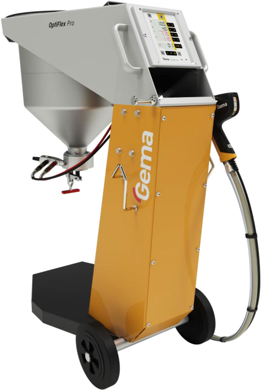 GEMA OPTIFLEX PRO S (STIRRER UNIT)