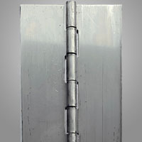 Continuous Hinge, Stainless